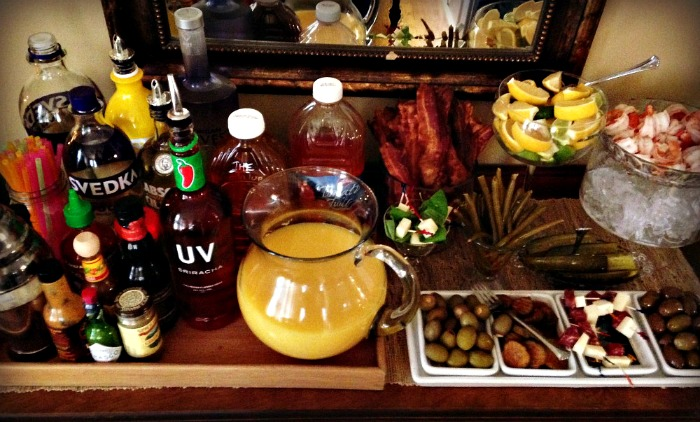 Bloody Mary Bar 700