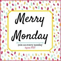 Merry Monday Blog Party
