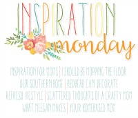 Inspiration Mondays Blog Party