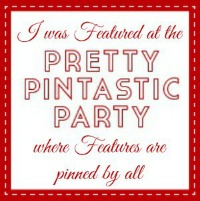 Pretty Pintastic party feature