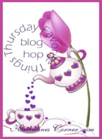 Thursday Favorite Things Blog Party