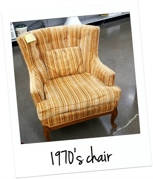 1970's chair
