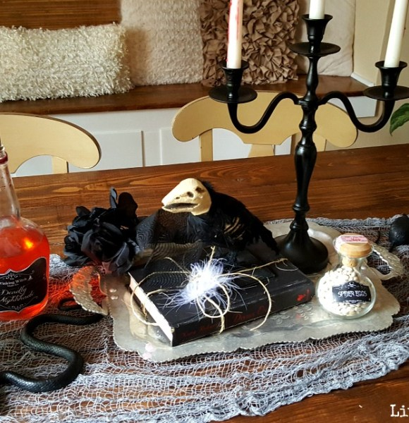 Halloween Decor on the Cheap: 5 Fast Thrift Store Fixes