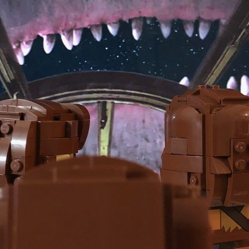 LEGO Brickheadz Han Solo, Chewbacca, Princess Leia