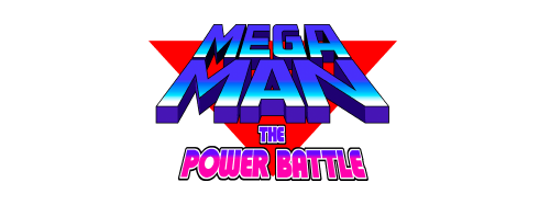 Mega Man The Power Battle