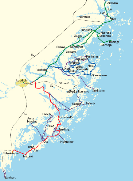 The Stockholm Archipelago All About Sweden