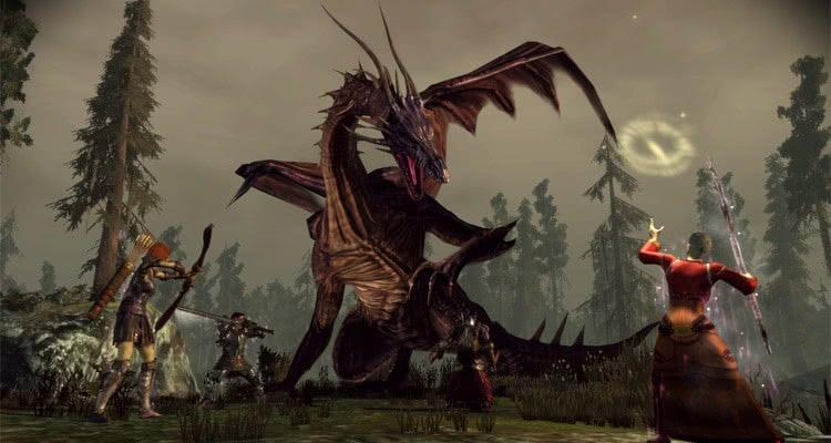 Dragon Age Origins умения