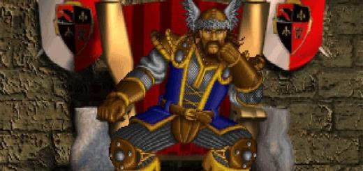Warcraft Orcs & Humans подробно о игре
