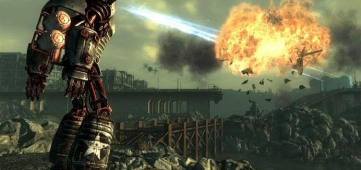 Fallout 3 обзор РПГ от BioWare