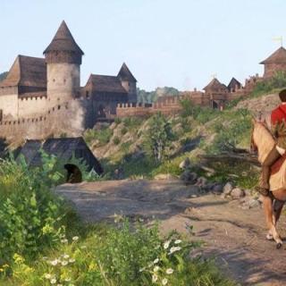 Kingdom Come Deliverance замок
