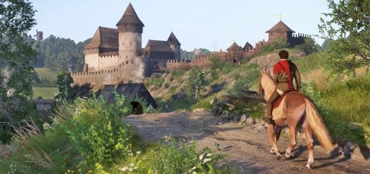 Kingdom Come Deliverance — реальное средневековье