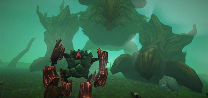 Голиаф трейлер игры от студии Octopus Tree/Whalebox