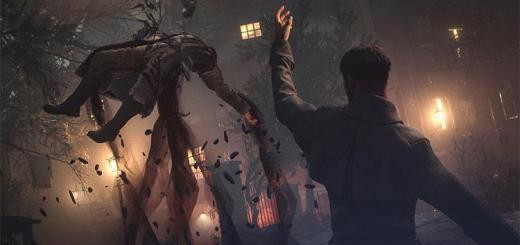 VAMPYR новые скриншоты главный герой