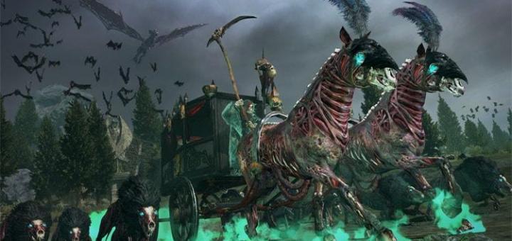 Новый Total War: Warhammer скриншоты и трейлер