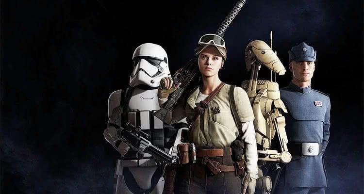 Star Wars Battlefront II — баталии на звездолетах в очередном трейлере от EA