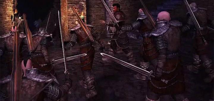 Готика 3 Отвергнутые боги вступительное видео аддона Forsaken Gods
