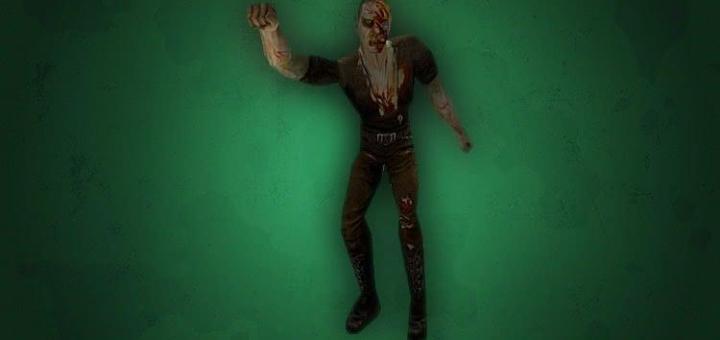 Зомби – Готика 1