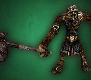 Монстры Готики 1 - Храмовый боец