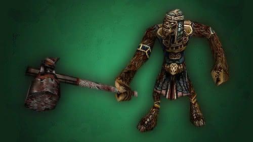 Храмовый страж — Готика 1