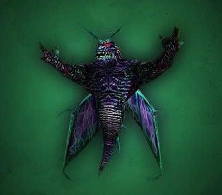 Лорд демонов из Готики 1
