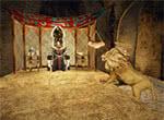 Глава Варанта Зубен - игра Готика 3