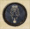 Скайрим – Щит стражи Фолкрита