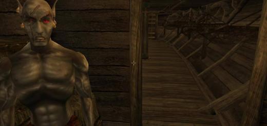 Джиуб из Morrowind
