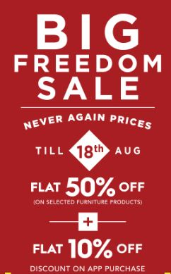 sale offers, bumper offers,attractive online offers