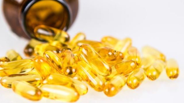 cad liver  oil capsules to treat, Vitamin D, deficiency in GULF countries