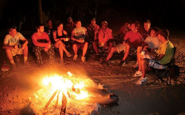 Group of Friends and family, Get together, weekend outing, beach party