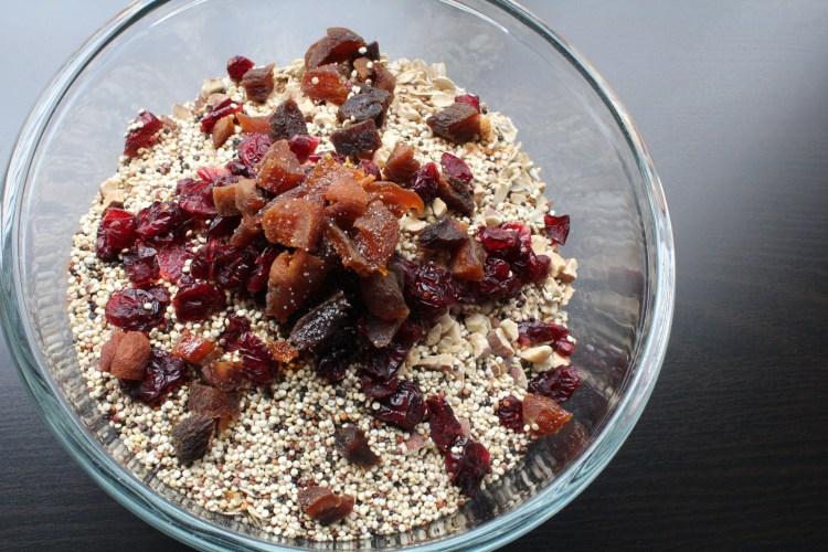 Granola dry ingredients - Edited