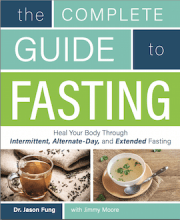 Fasting Book Review: The Complete Guide to Fasting