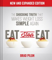 Sample Sales Page for Eat Stop Eat Ebook for the Health, Anti-Aging Market