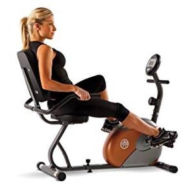 marcy me 709 recumbent exercise bike