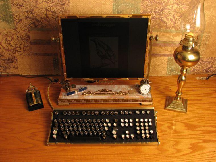 Typing Desk