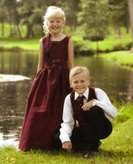 Emma och Emil Öberg Bröllop 2007