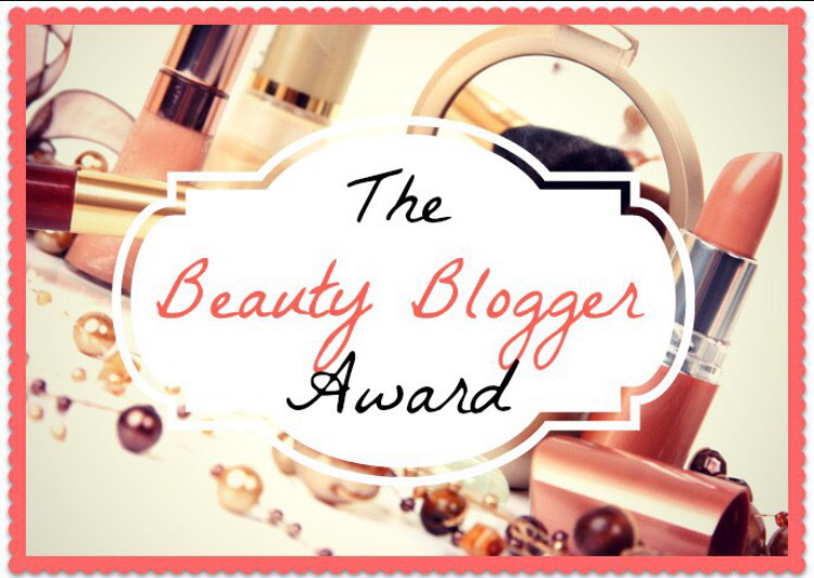 The Beauty Blogger Award