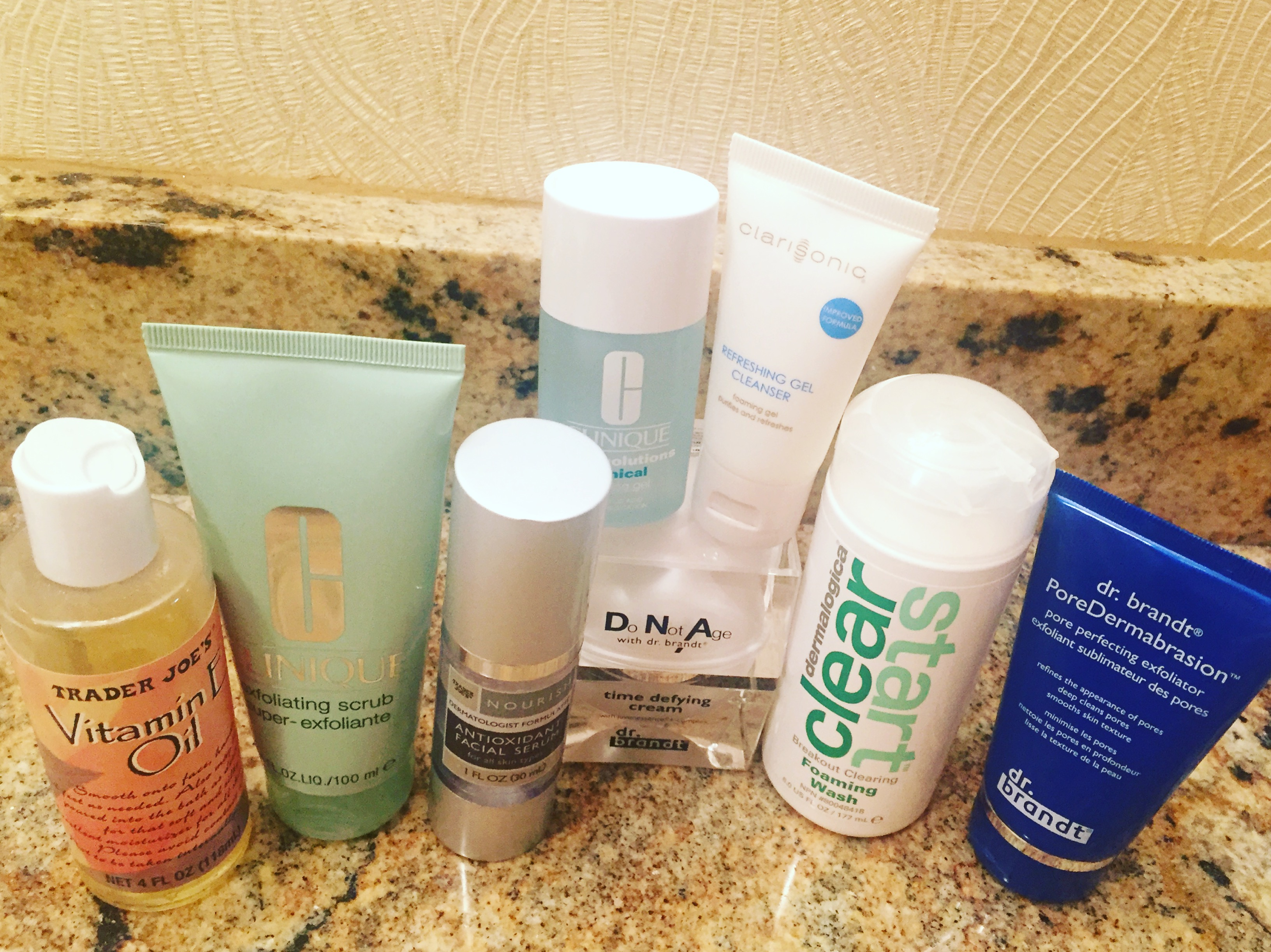 Happy Healthy Glowing Skin