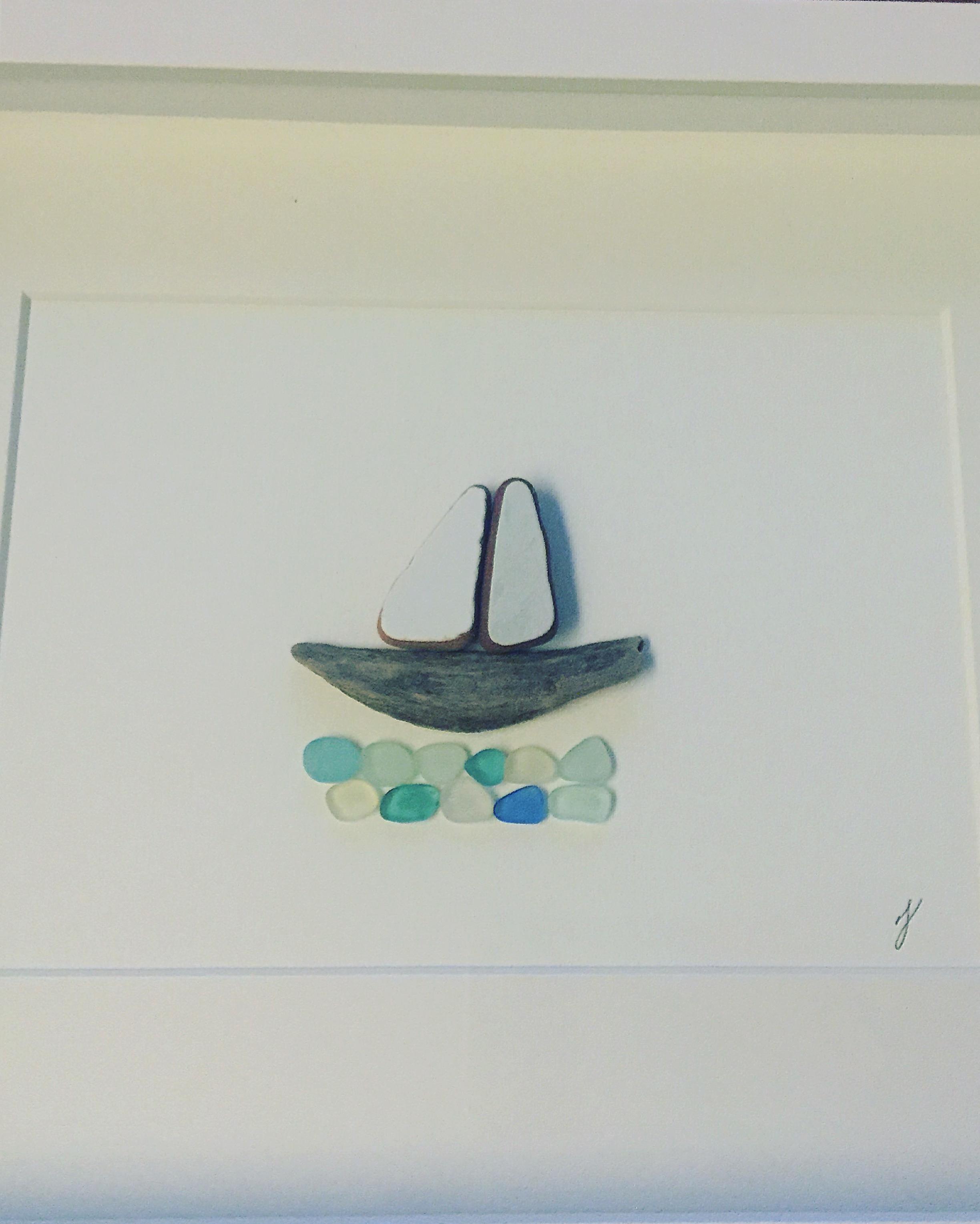 Juniper Avery Sea Glass