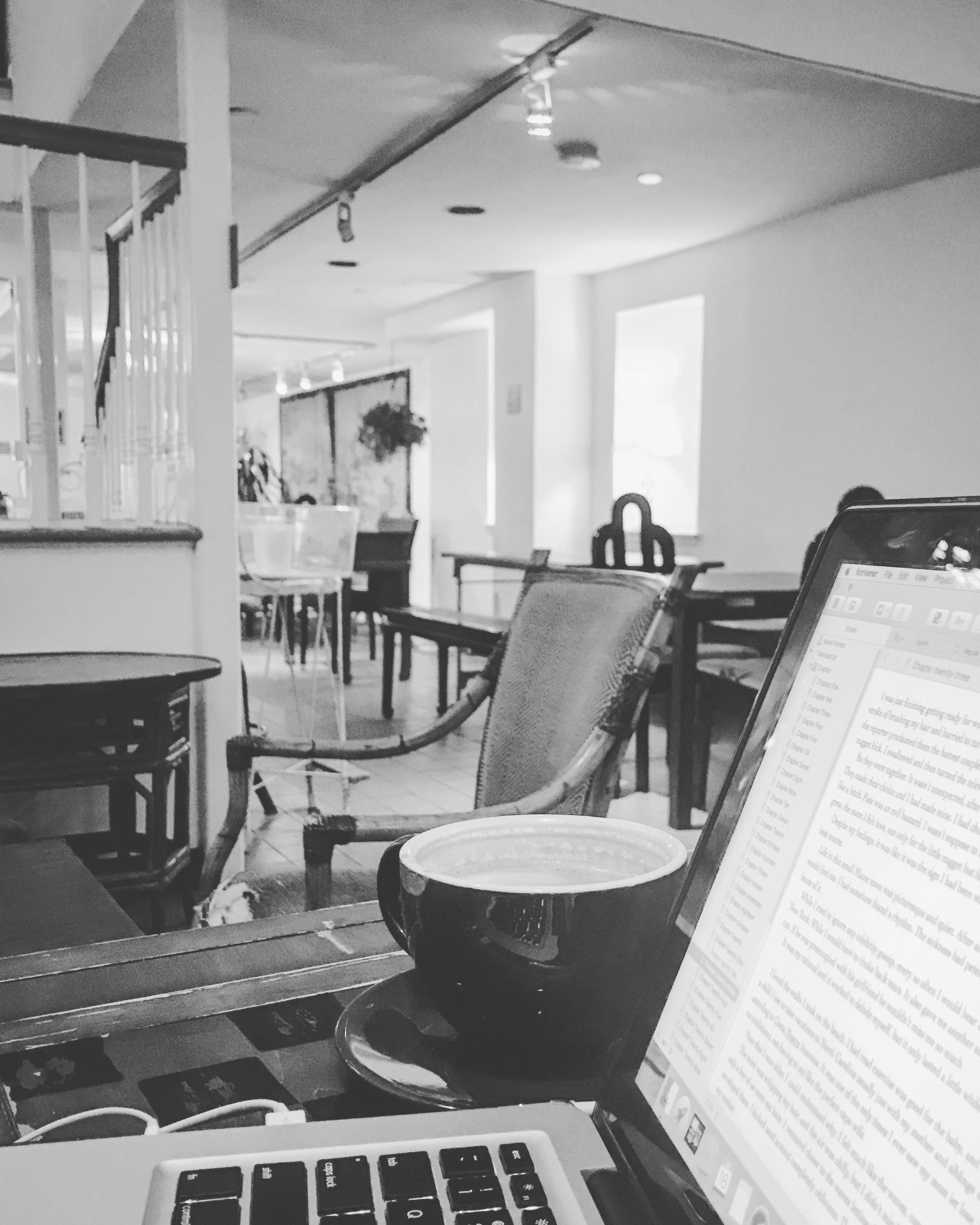 Writing Feeds My Soul
