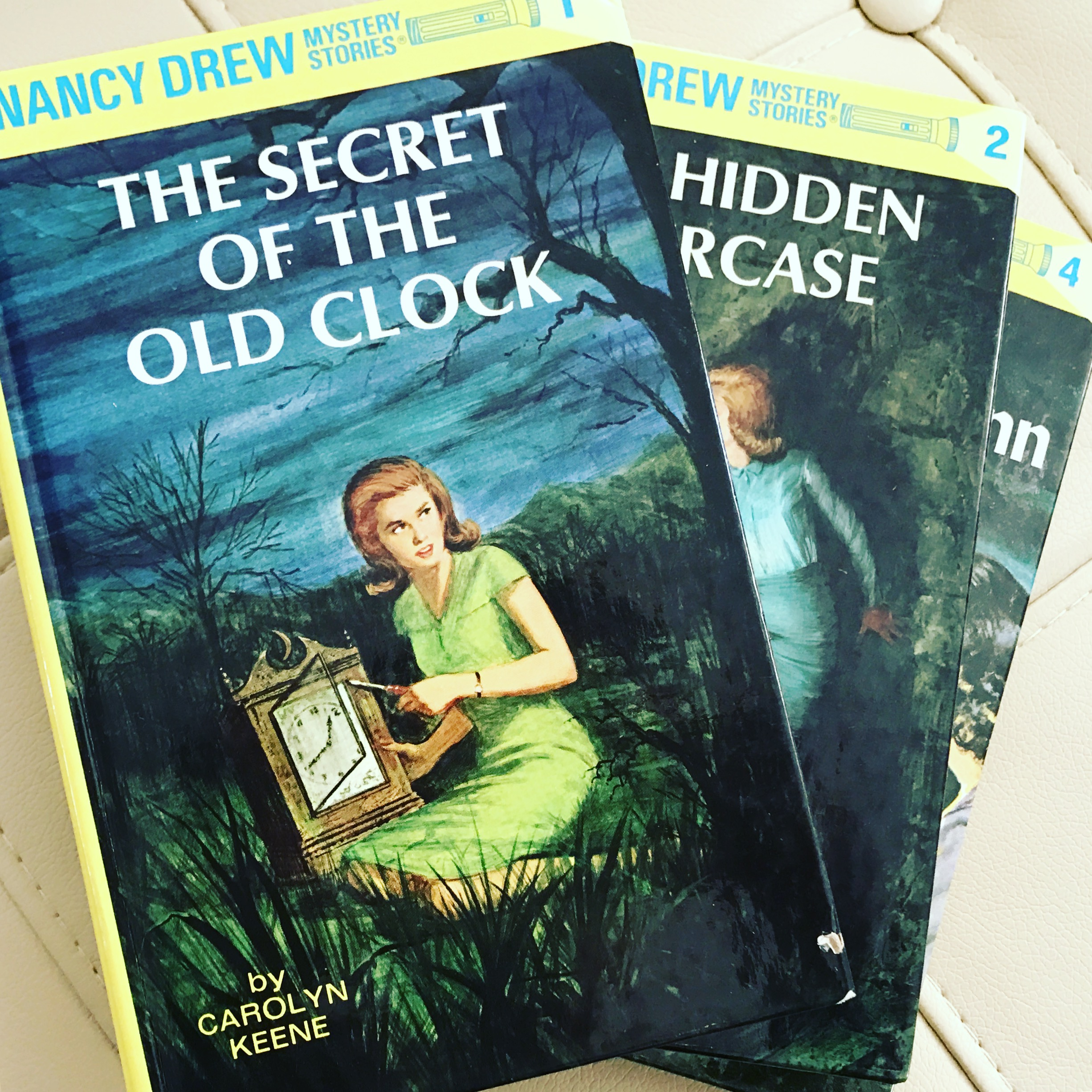 Thank You Nancy Drew