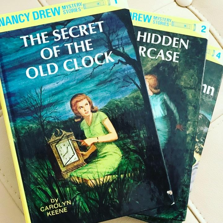 Thank You Nancy Drew