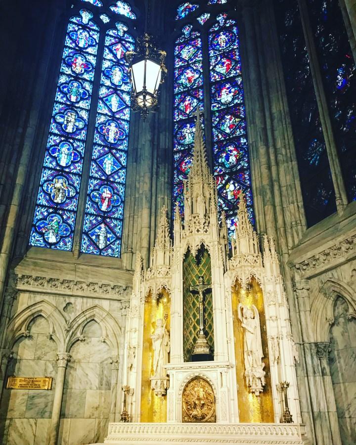 Wanderlusting: Saint Patrick's Cathedral