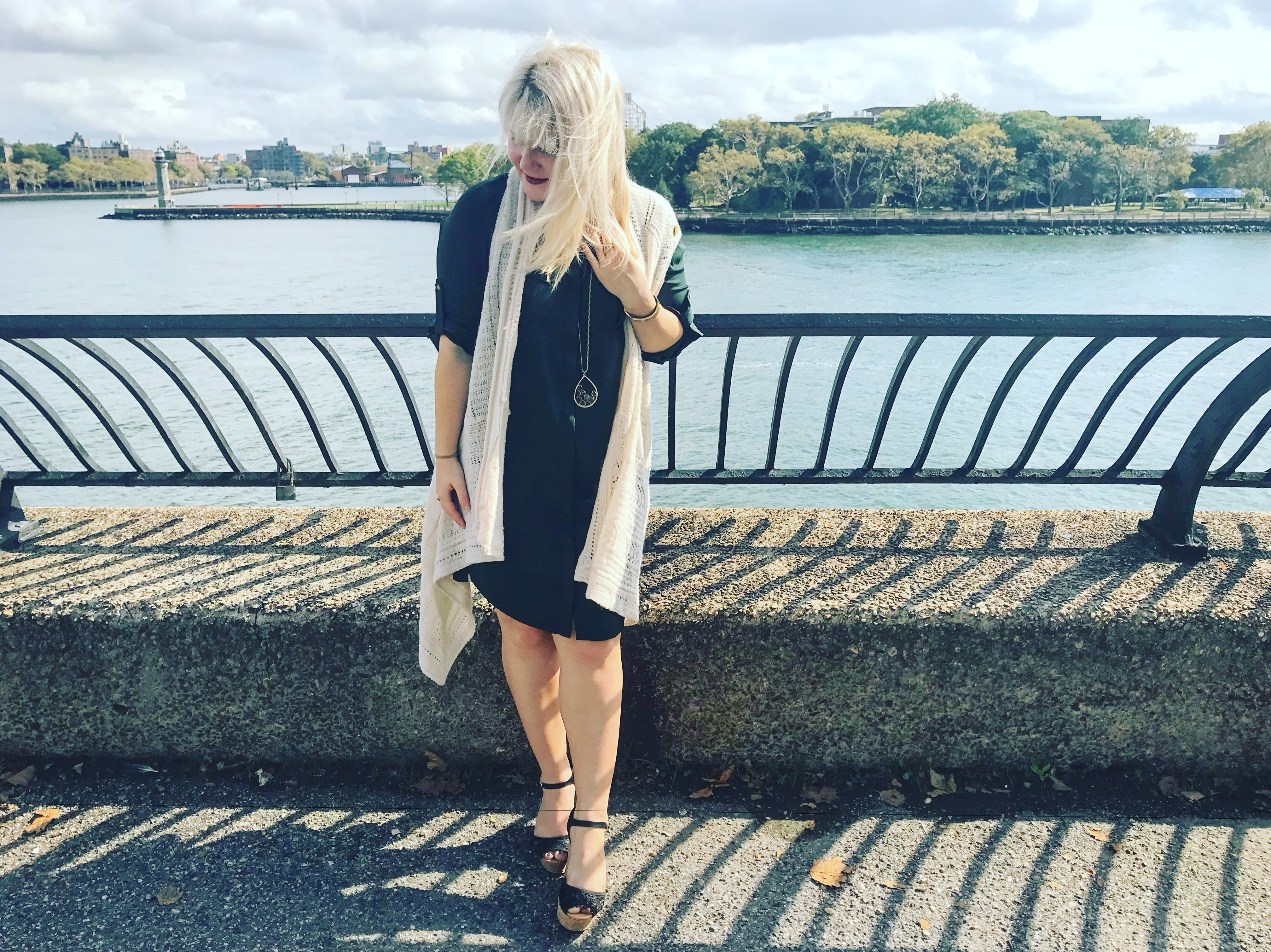 What DO I Wear?!?! The Shirtdress Fall Staple