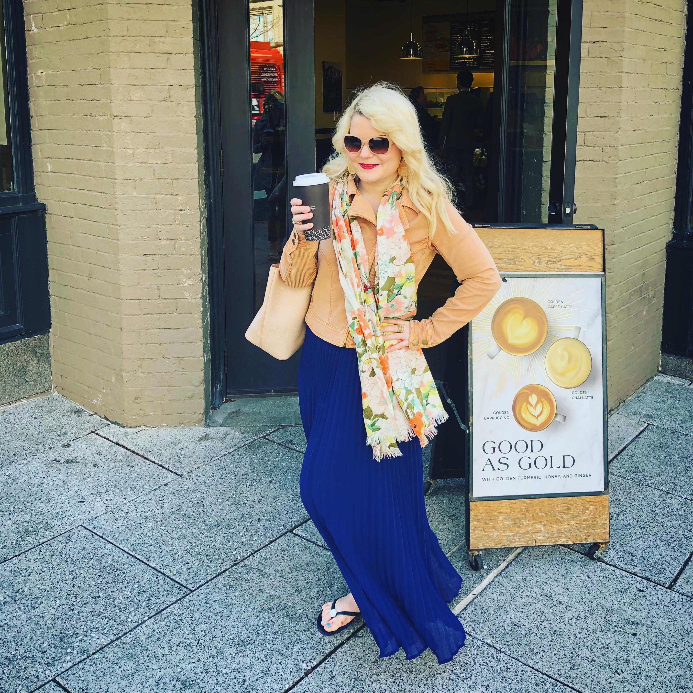 Wanderlusting: Peet's in DC
