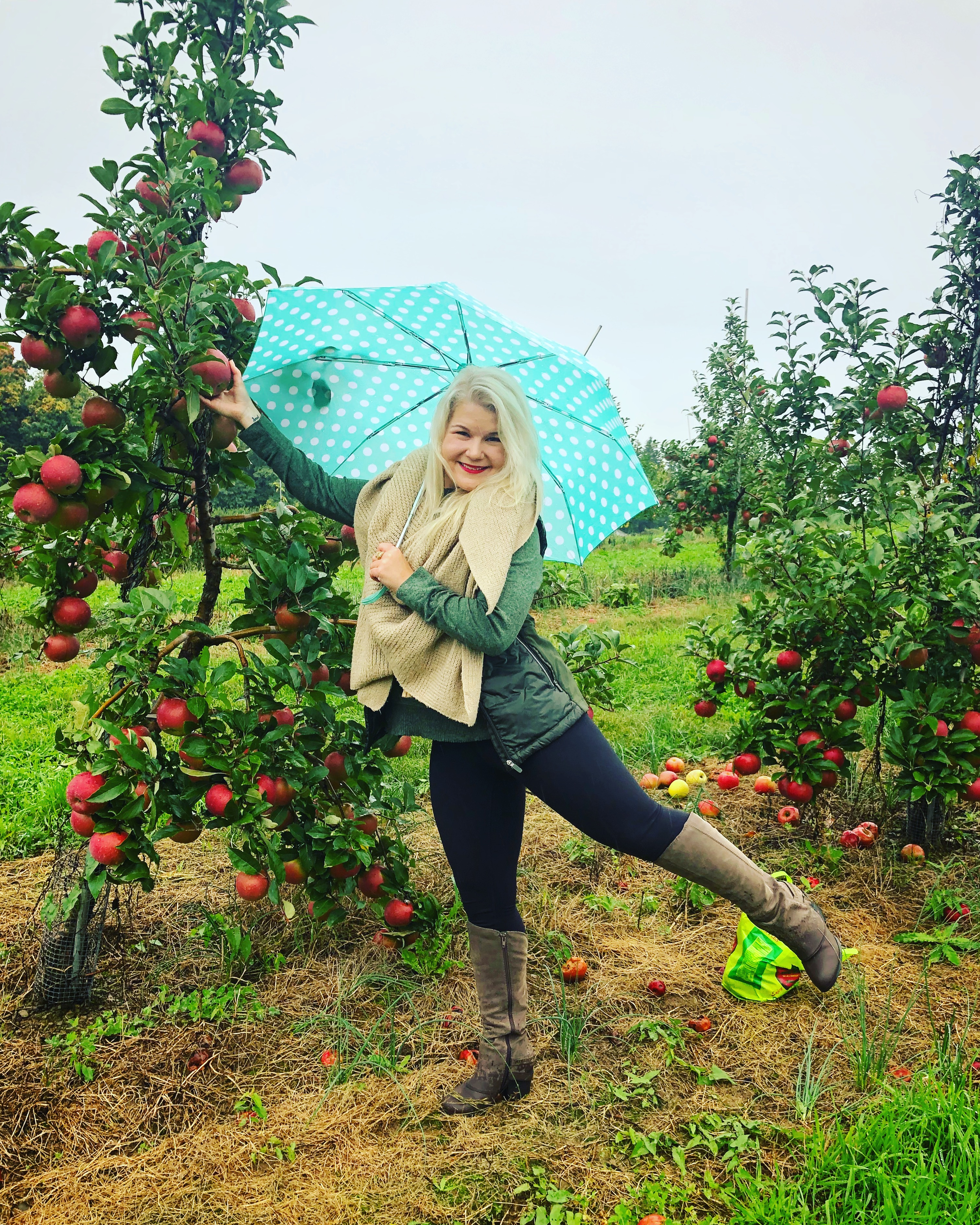 Wanderlusting: Apple Picking