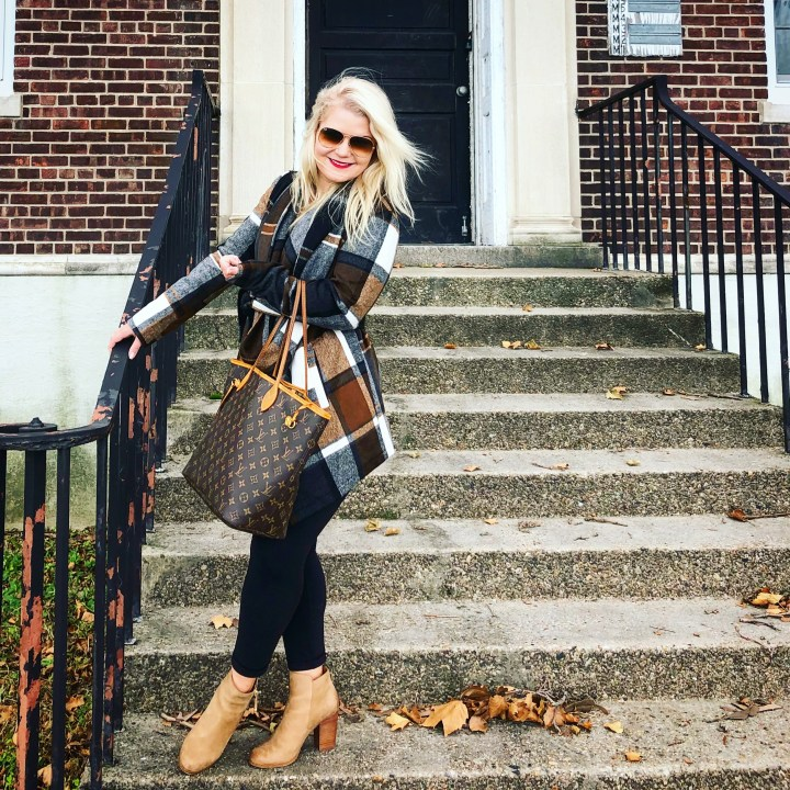 What DO I Wear?!?! The Perfect Fall Jacket