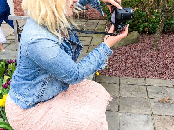 A Beginner's Guide to Blogging, Photography, and Influencing: Finding Confidence In the Lens