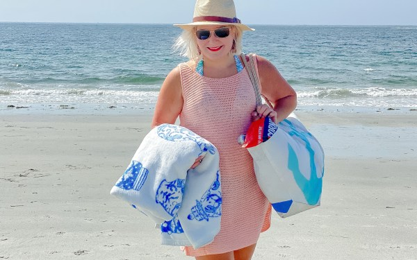 What Is In My Beach Bag