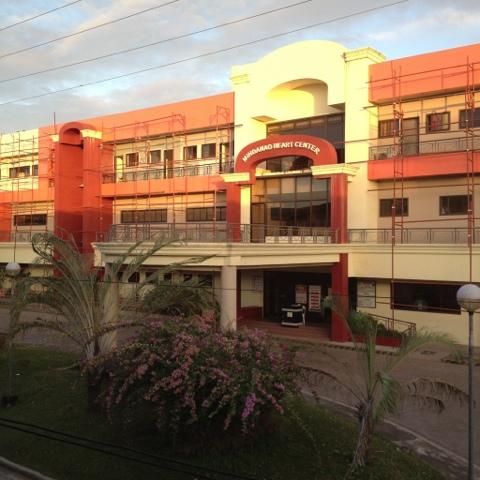 Southern Philippines Health Center - Mindanao Heart Center